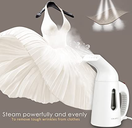 白领需要这个 Oak Leaf 迷你手持家用旅游蒸汽挂烫机