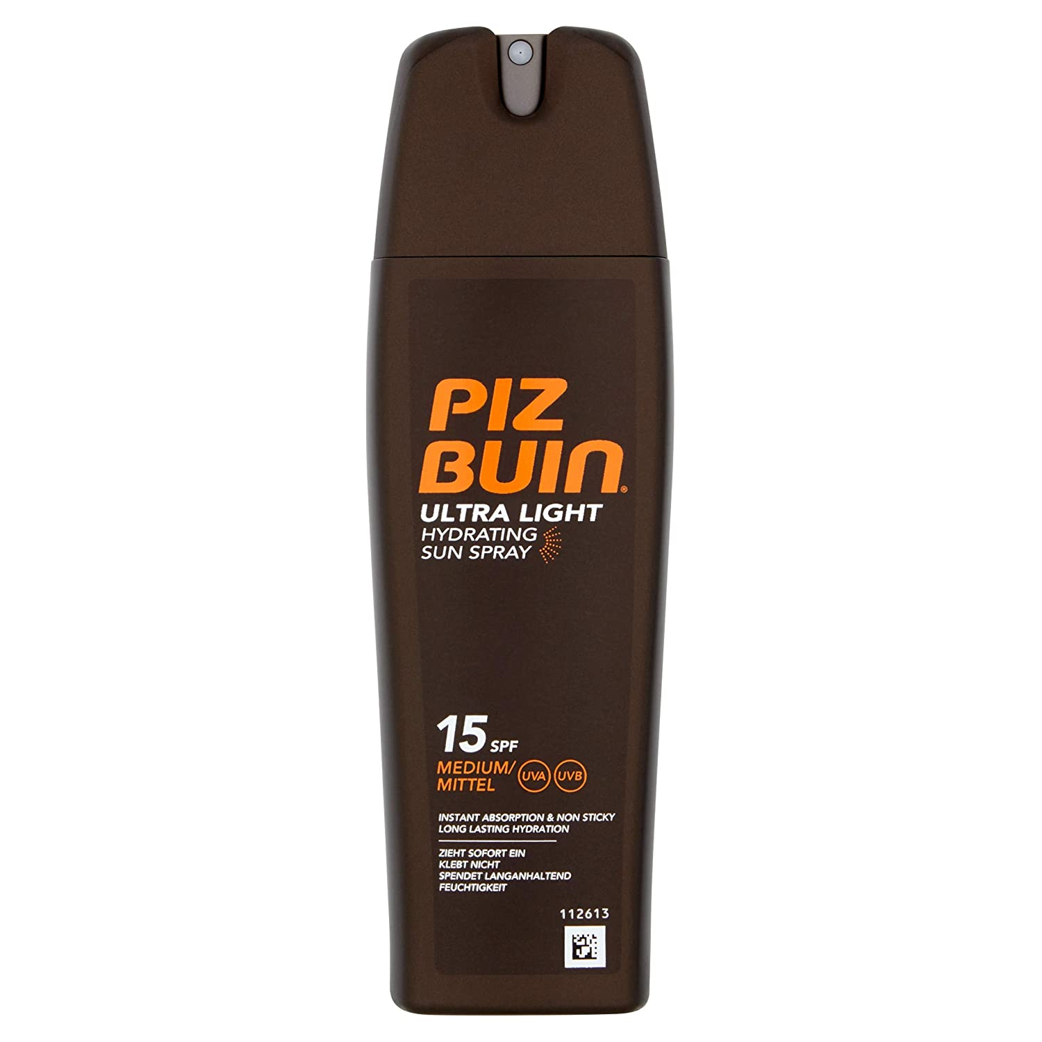 Piz Buin SUN SPRAY SPF 15 200ML IN NEW 013150 40872