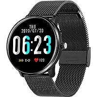 Yhsm Full Screen Touch Smart Armband Horloge Stappenteller Hartslag Bloeddruk Slaap Bloed Zuurstof Monitoring Ip68…