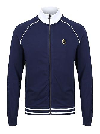 Luke 1977 Navy Dirty Fox Zip Up Sweatshirt at Amazon Women s ... 5ace08dac4
