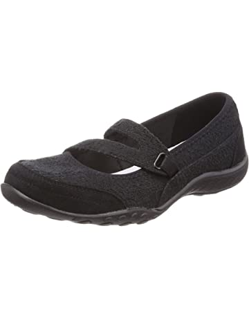 646fdef02a9278 Skechers Breathe-Easy-Pretty Swagger, Mary Janes Femme