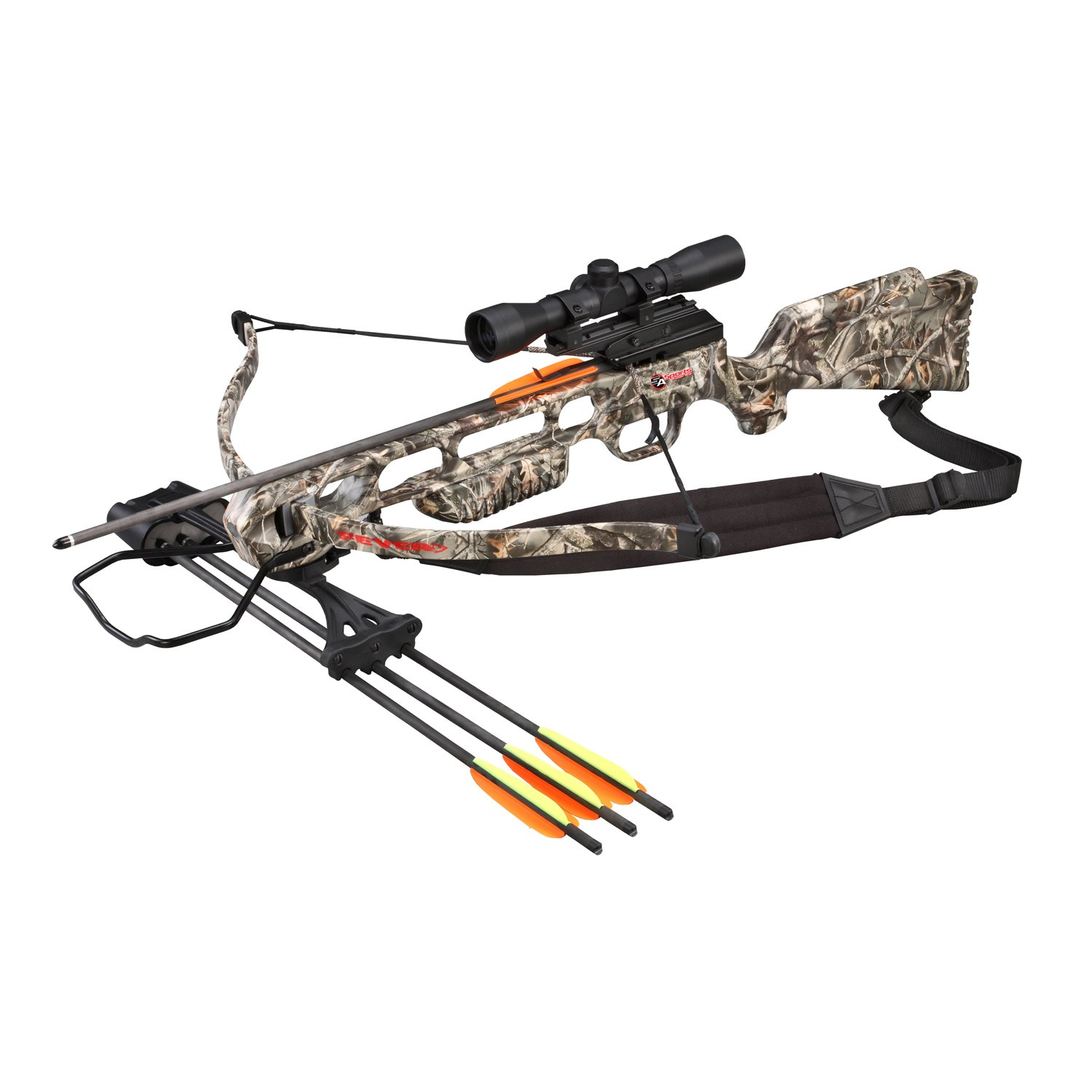 SA Sports Fever Crossbow Package 543 by SA Sports