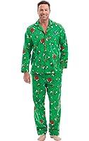 PajamaGram Men's Charlie Brown Christmas Pajamas