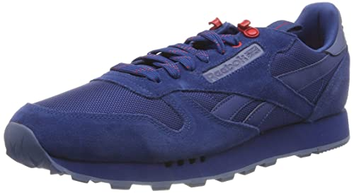 e7206020e42 Reebok Men s s Cl R Explore Gymnastics Shoes Bunker Blue Slate Primal Red