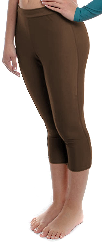 B Dancewear PANTS レディース B01IWBYJ2I ブラウン Adult Large