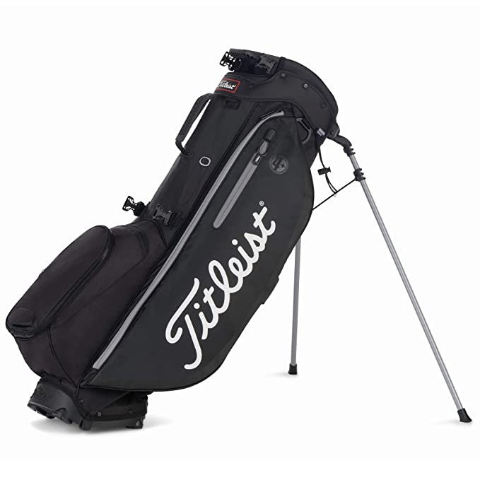 Titleist Bolsa para Palos de Golf. Players 4+. Color Rojo ...