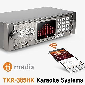Tj Taijin Media Korea Home HDD Karaoke Tkr-365hk Android App