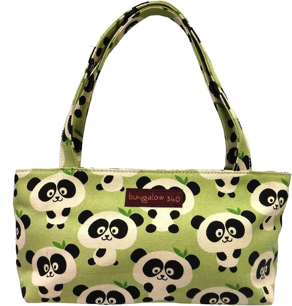 Bungalow360 Vegan Cotton Canvas Mini Bag Purse
