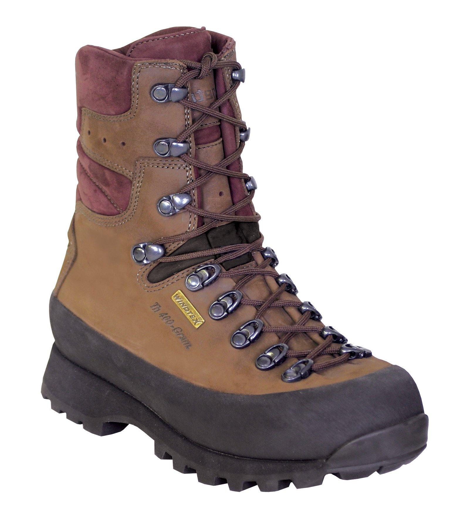 Kenetrek Women's Women's Mountain Extreme Insulated Hunting Boot,Brown,6 M US