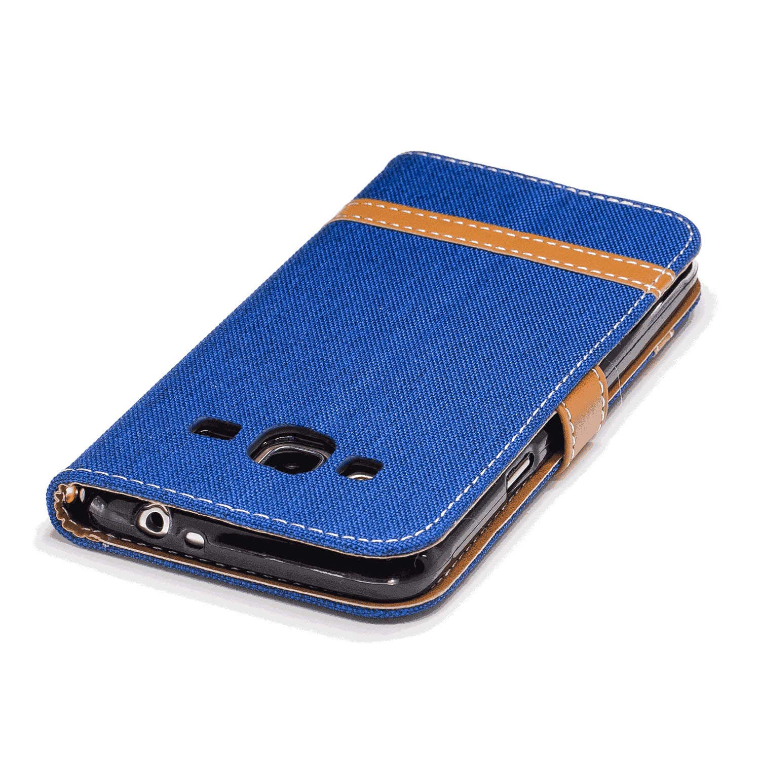 Cover for Huawei P10 LITE Leather Card Holders Wallet case Extra-Protective Business Kickstand with Free Waterproof-Bag Gripping Huawei P10 LITE Flip Case