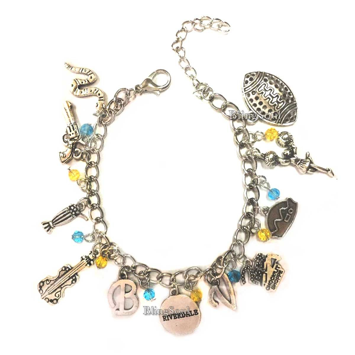 RiverdaleBracelet ArchieAndrewsMerchandise - Mothers Day Bracelets Gift - Jughead Riverdale Merchandise