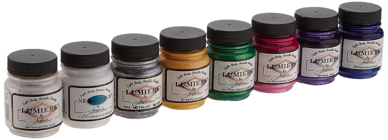 Assorted Jacquard Lumiere 6 color Set