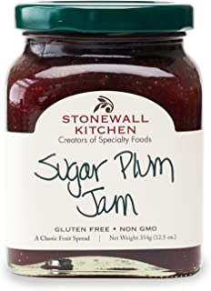 product image for Stonewall Kitchen Sugar Plum Jam, 12.5 ounces