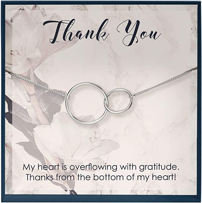 Muse Infinite Thank You Gift for Friend Appreciation Gifts Mentor Gift Therapist Gift Thank You Gifts for Women Teacher Gift Caregiver Gift