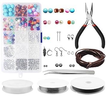 Yotako Schmuck Machen Kit, Jewelry Making Supplies, Schmuck Machen ...