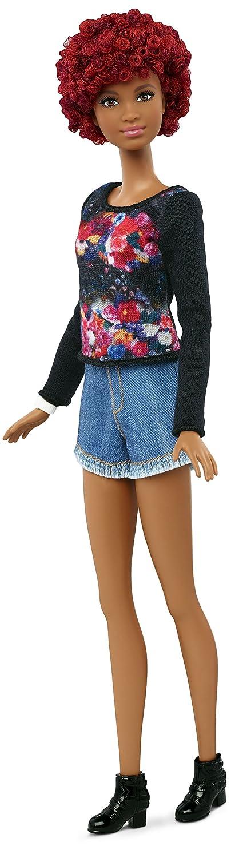 Barbie DPX69 - Fashionistas 33 Frange Fashion