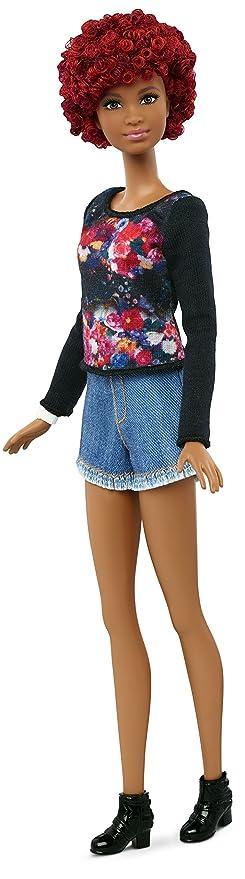 Barbie Fashionistas Doll 33 Fab Fringe   Tall by Barbie