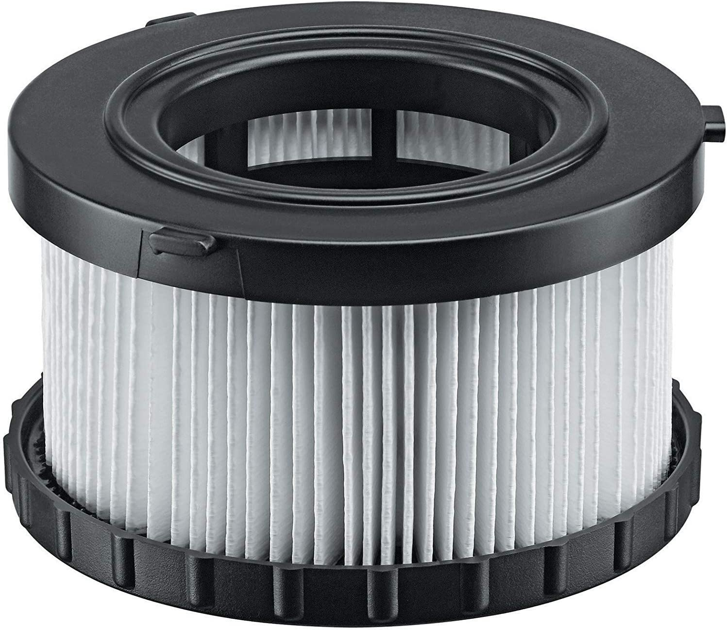 Beemidle DC5151H HEPA Replacement Filter Compatible with DEWALT DC5151H DC515 Replacement HEPA Filter