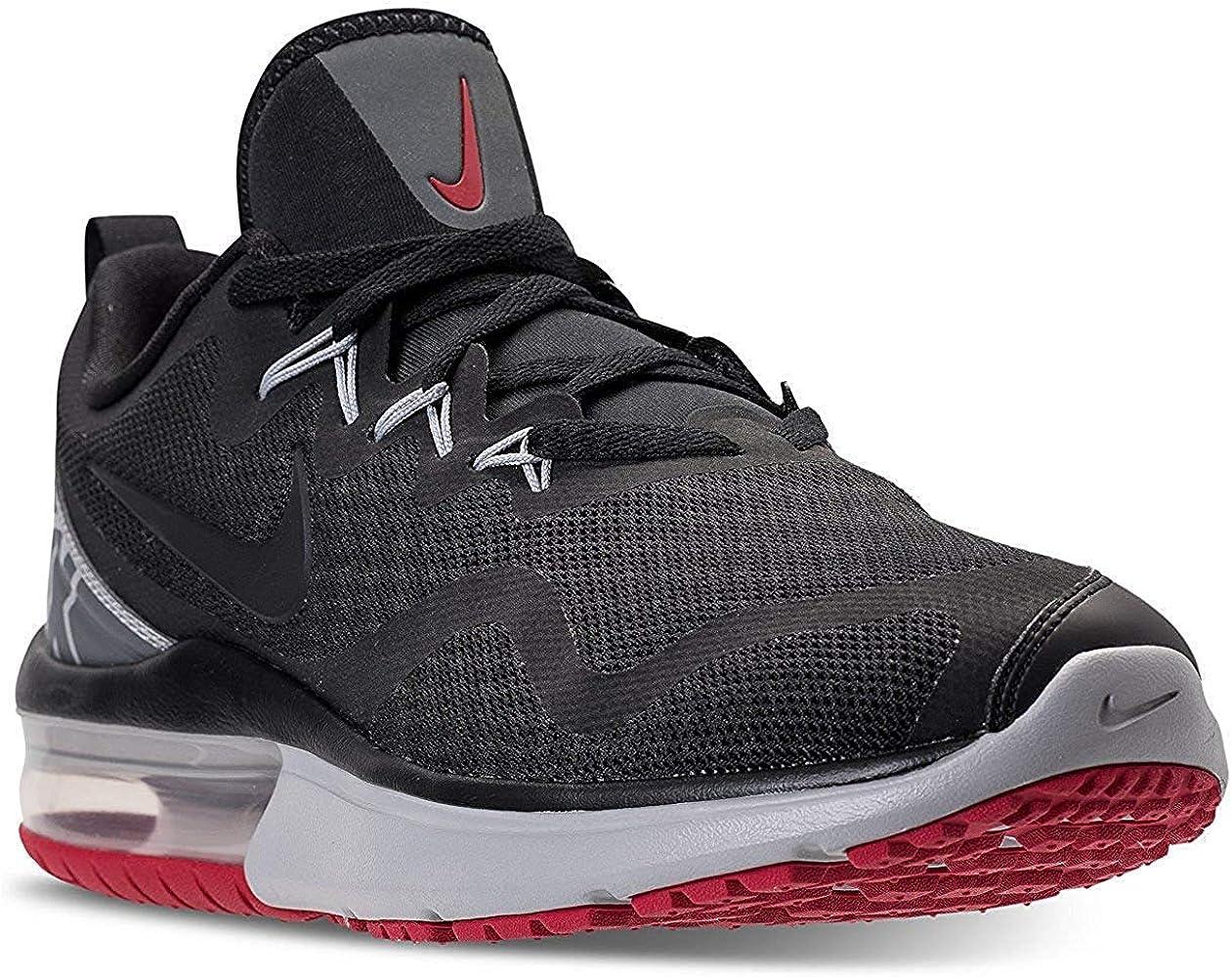 Nike Laufen Air Max Fury Schuhe In Grau AA5739 008