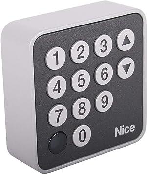 Teclado de código NICE EDSB (BlueBus) ERA Keypad para puertas ...