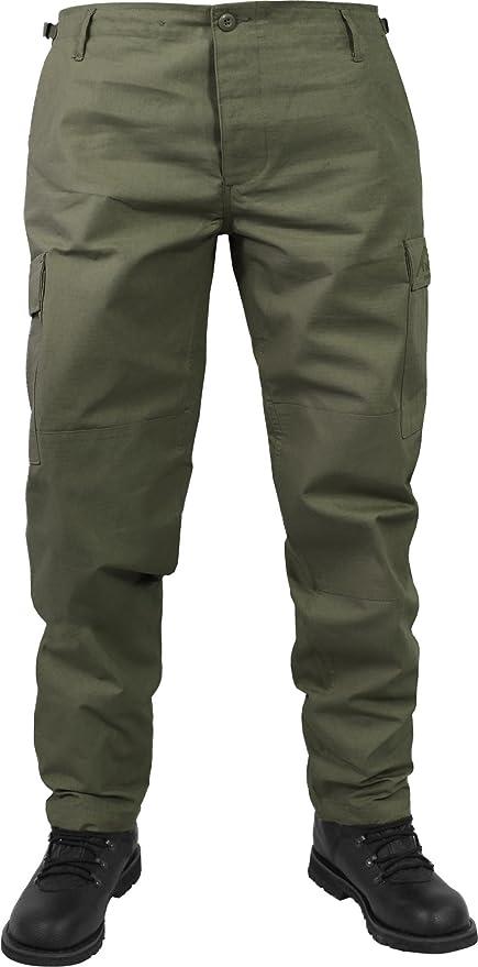 Pantalones para hombre, resistente material antidesgarro, diseño ...