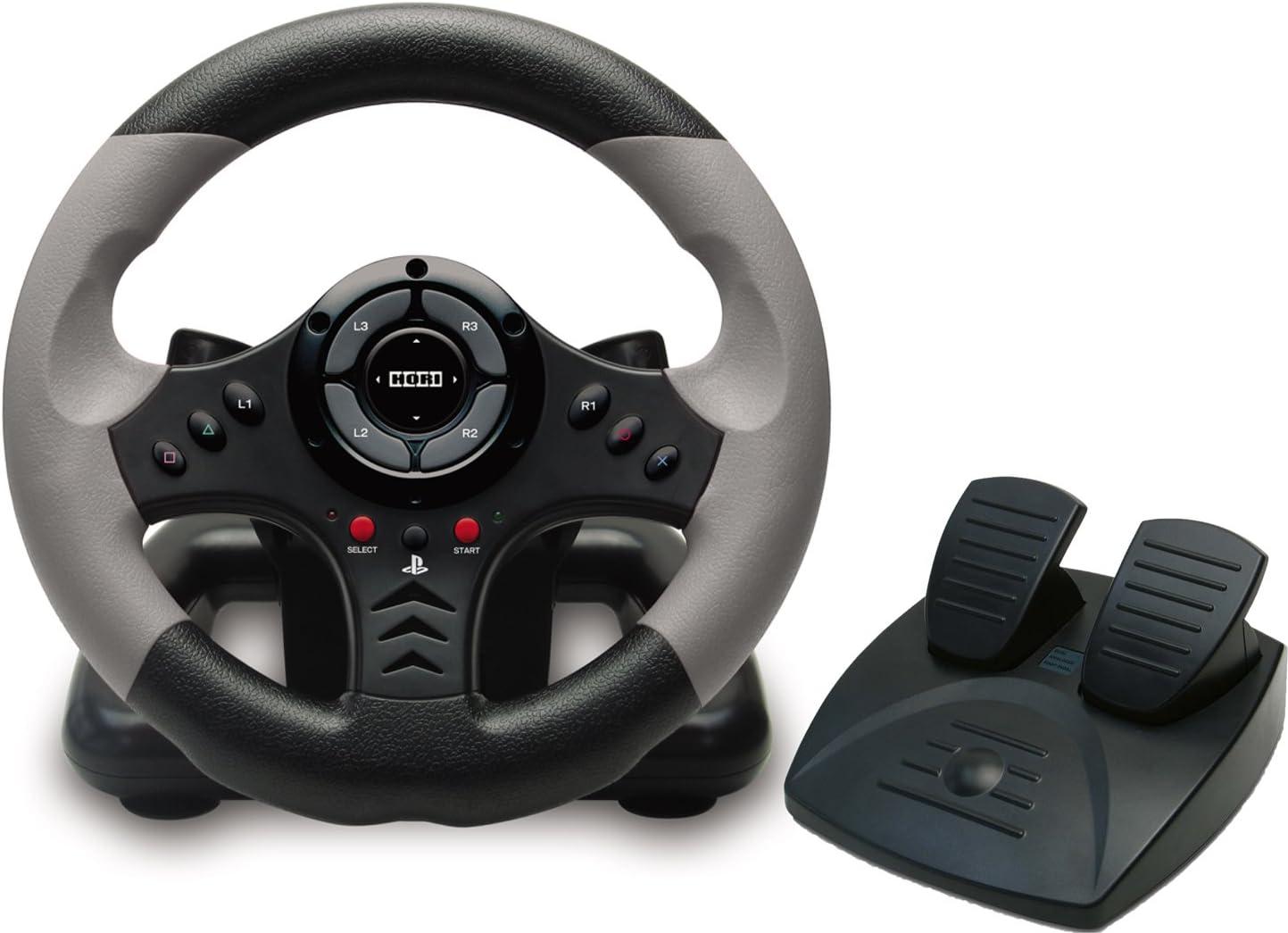 Amazon.com: PS3 Racing Wheel Controller: Playstation 3: Video Games