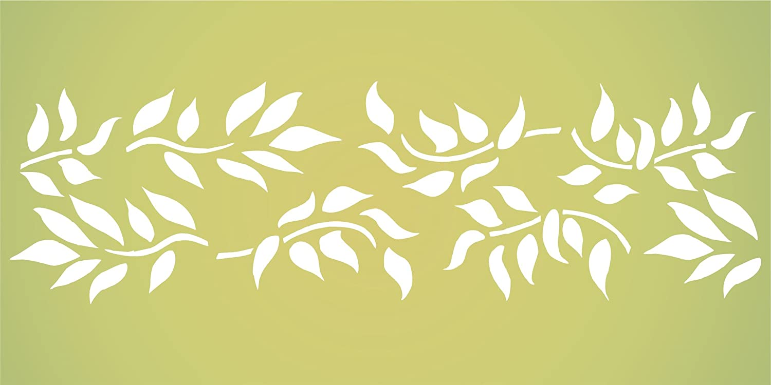 Amazon.com: Leaf Stencil - (size 15.5\