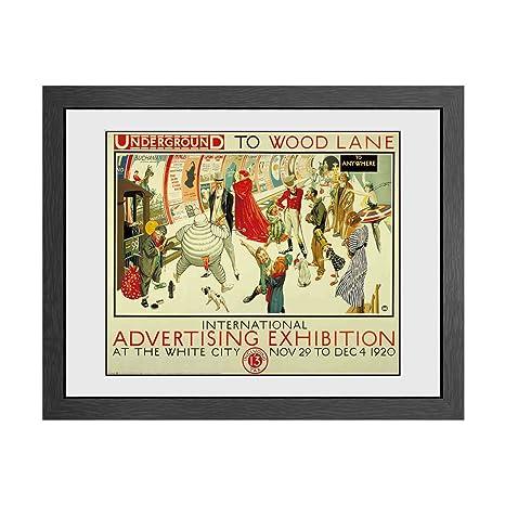 GB Eye LTD, Transport for London, Advertising Expo, Lámina ...