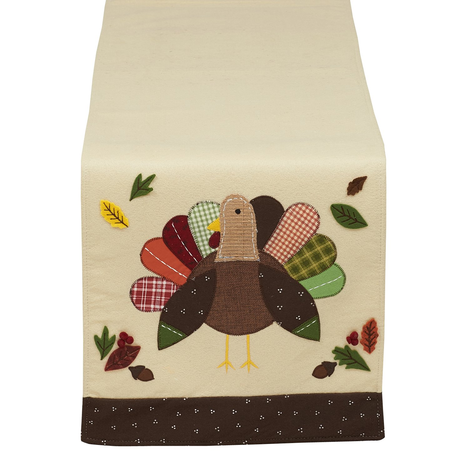 Design Imports Turkey Table Runner