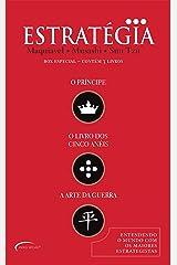 O Essencial da Estratégia - Box Especial - Contém Três Obras eBook Kindle