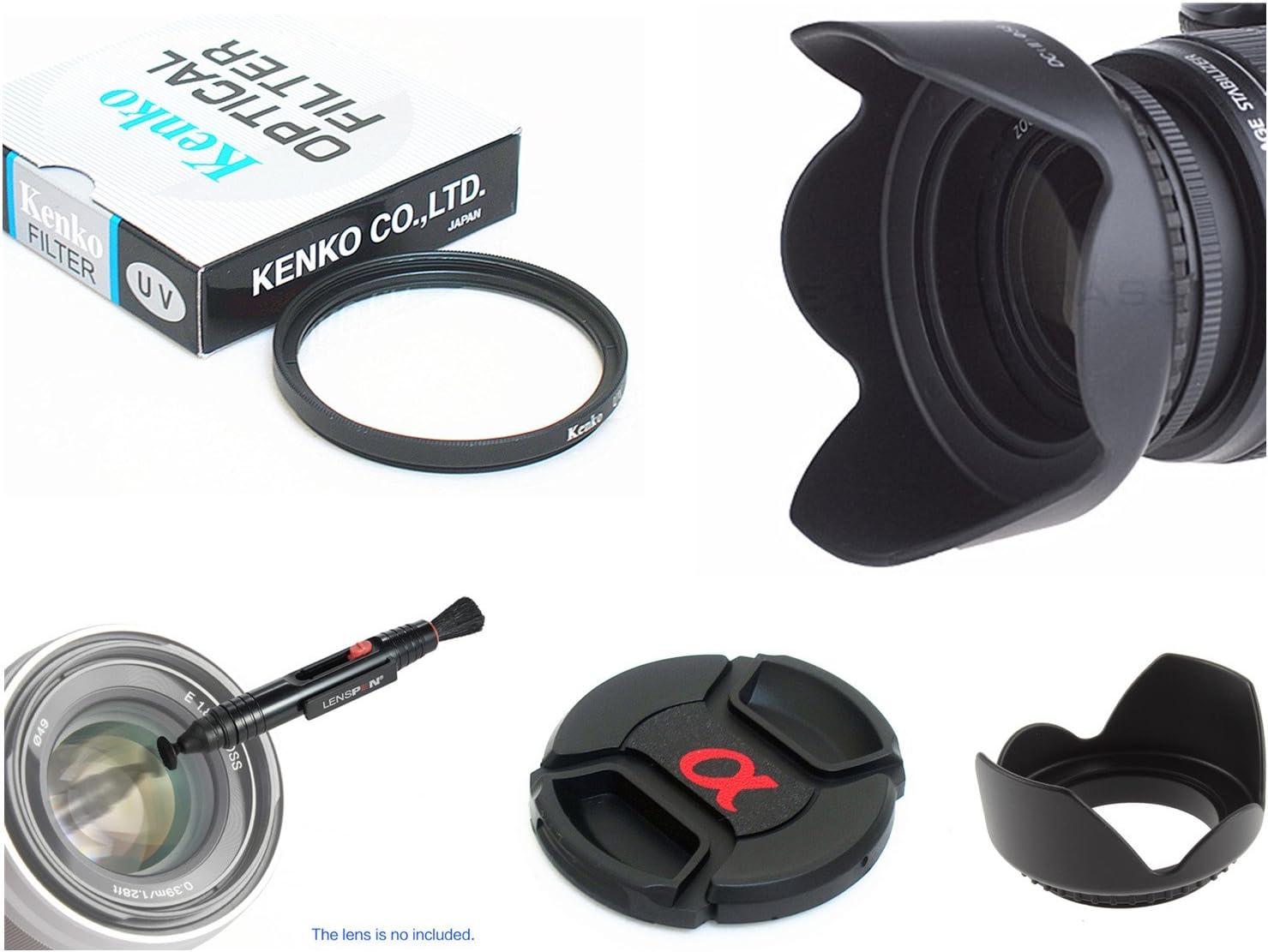 ACMAXX Multi-Coated Lens Armor UV Filter for Sony Cyber-Shot DSC-HX350 Camera
