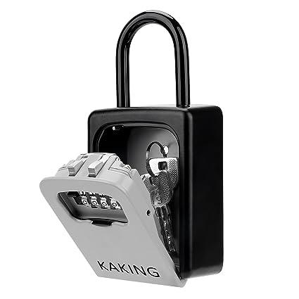Amazon Front Door Lock Box With 4 Digit Combination For Realtor