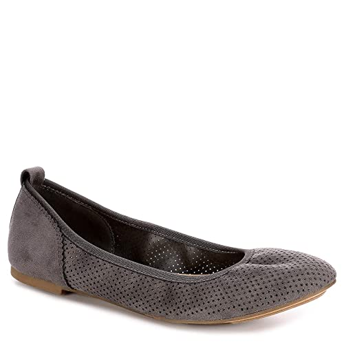 3b29094bf6c XAPPEAL Womens Clair Slip On Ballet Flat Shoes