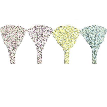 Colore  Butterme Bambini belli piccoli capo fascia Scott Grazia film  estensibile Fiore Stampato fascia capo copricapo fascia 158932b715c7