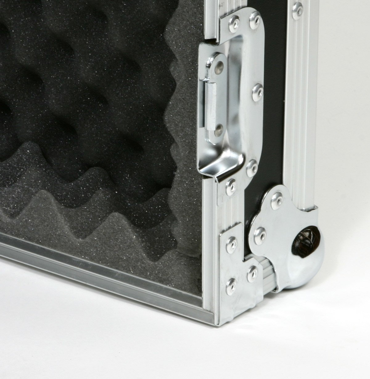 OSP Cases | ATA Road Case | Shock-Mount | 8-Space Effects Rack | 14'' Deep | SC8U-14