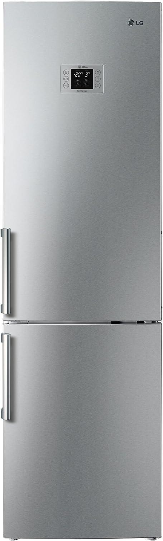 LG GB7143AESF congeladora - Frigorífico (Independiente, Platino ...