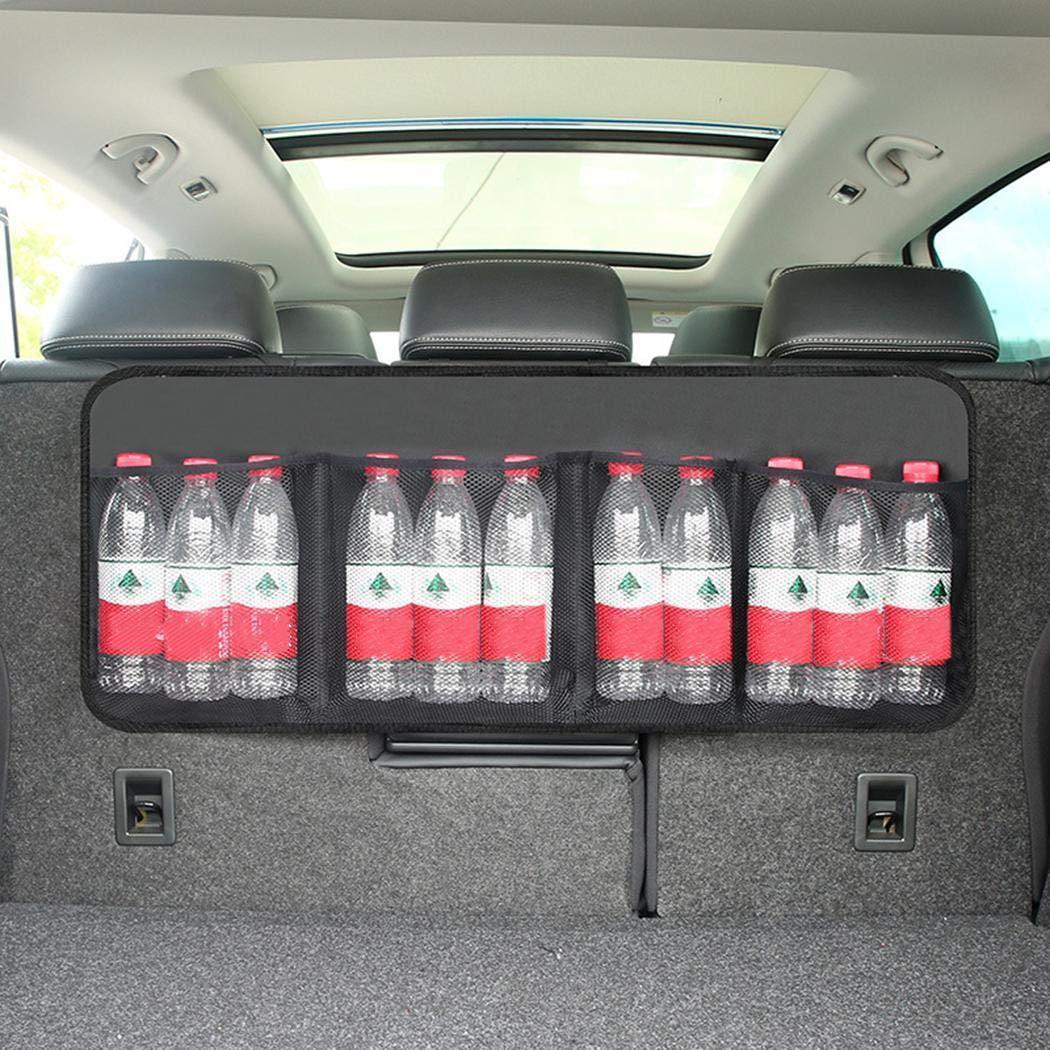 Auto Car Back Seat Multi Pockets Storage Organizer Holder Bag Stowing /& Tidying Riotis Car Boot Storage