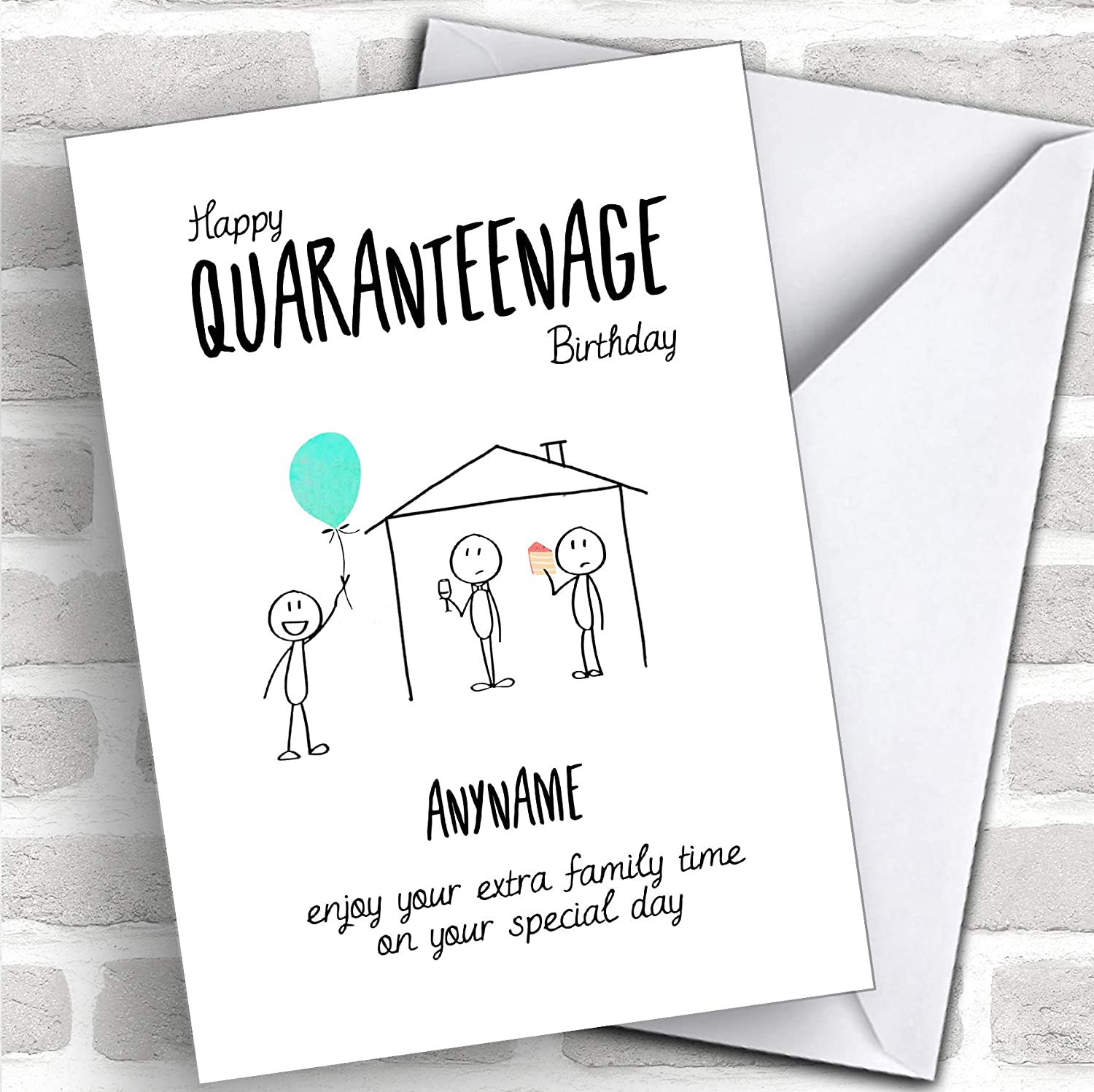 Greeting Cards Alcohol Quarantine Card Social Distancing Cards Funny Birthday Card For Him Her Friend Office Products