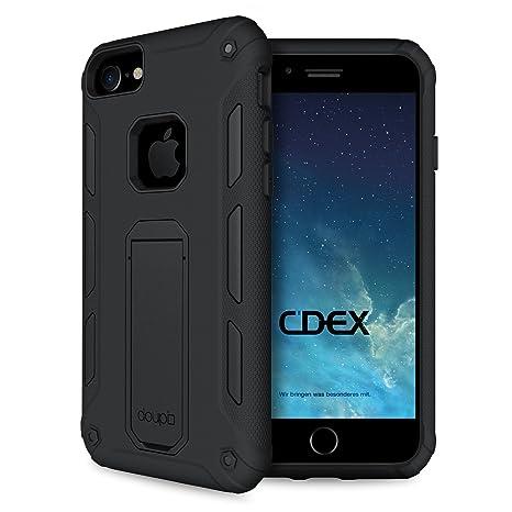 doupi Ultra Kickstand Funda para iPhone 6 6S (4,7 Pulgada), Integrado