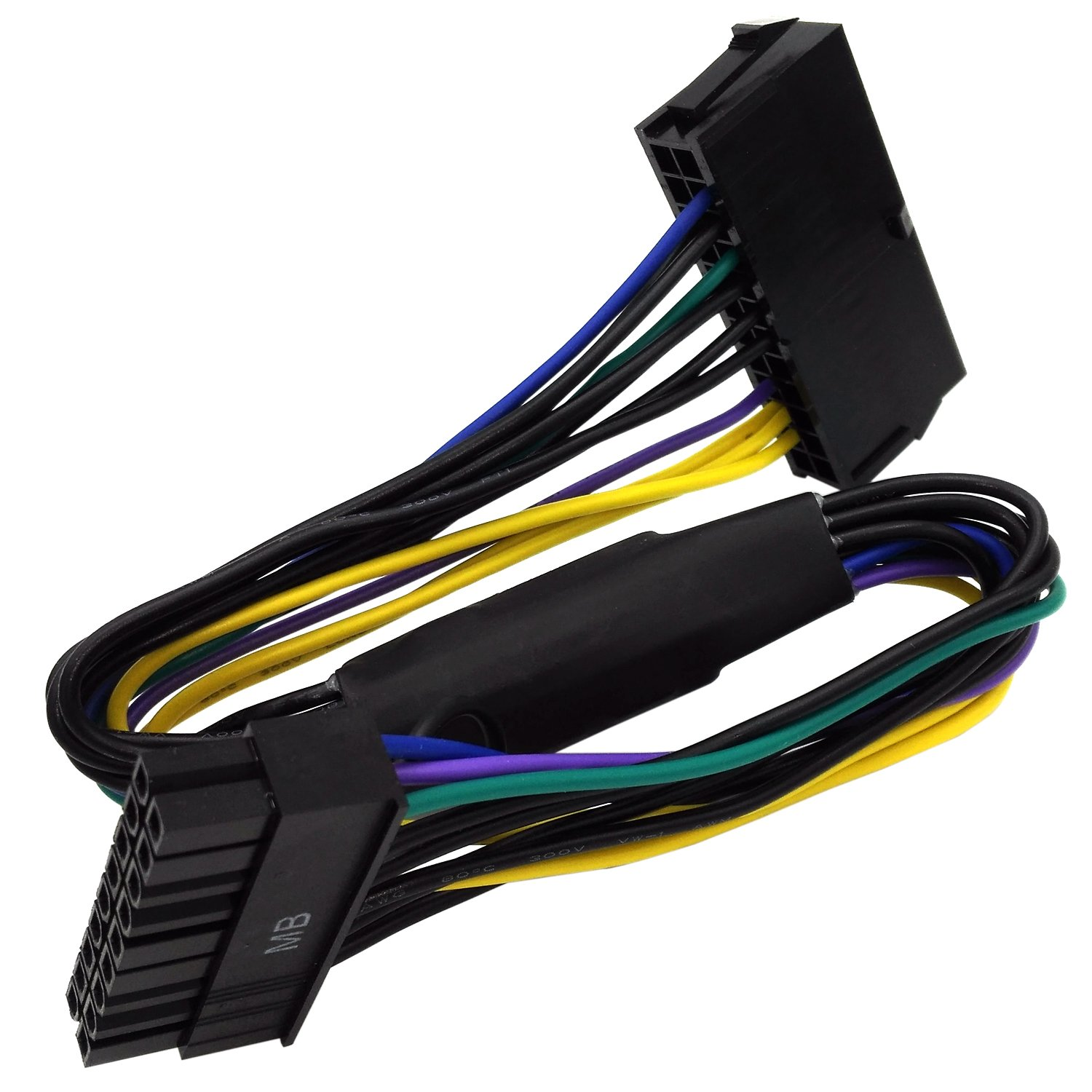 COMeap 24 Pin to 18 Pin ATX PSU Power Adapter Cable for HP Z230/Z420/Z620  Workstation 12-inch(30cm)