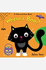 Where's Boo? (A Hide-and-seek Book) Kindle Edition