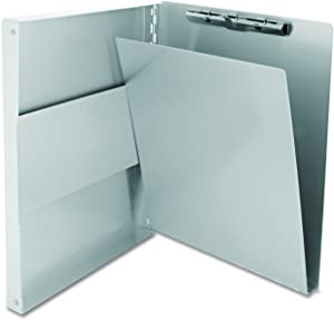 Saunders Recycled Aluminum Snapak Form Holder, Letter Size, 9 x 12-Inches (10517)