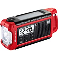 Midland Radio ER210 AM FM Digital NOAA Weather Radio with Cree Led Flashlight and USB Charger Output