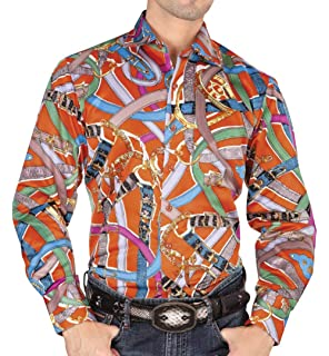 El General Cowboy Shirt Long Sleeve Camisa Vaquera Fiusha Black