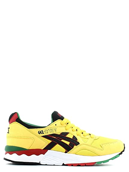 super popular 9f5ec a7550 Asics Gel Lyte V YELLOW   BLACK - GEL US 7.5 - EUR 39.5 - UK