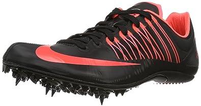 9025982c940 Nike Unisex - Adult Zoom Celar 5 Running Shoes Black Schwarz (Black Red 060
