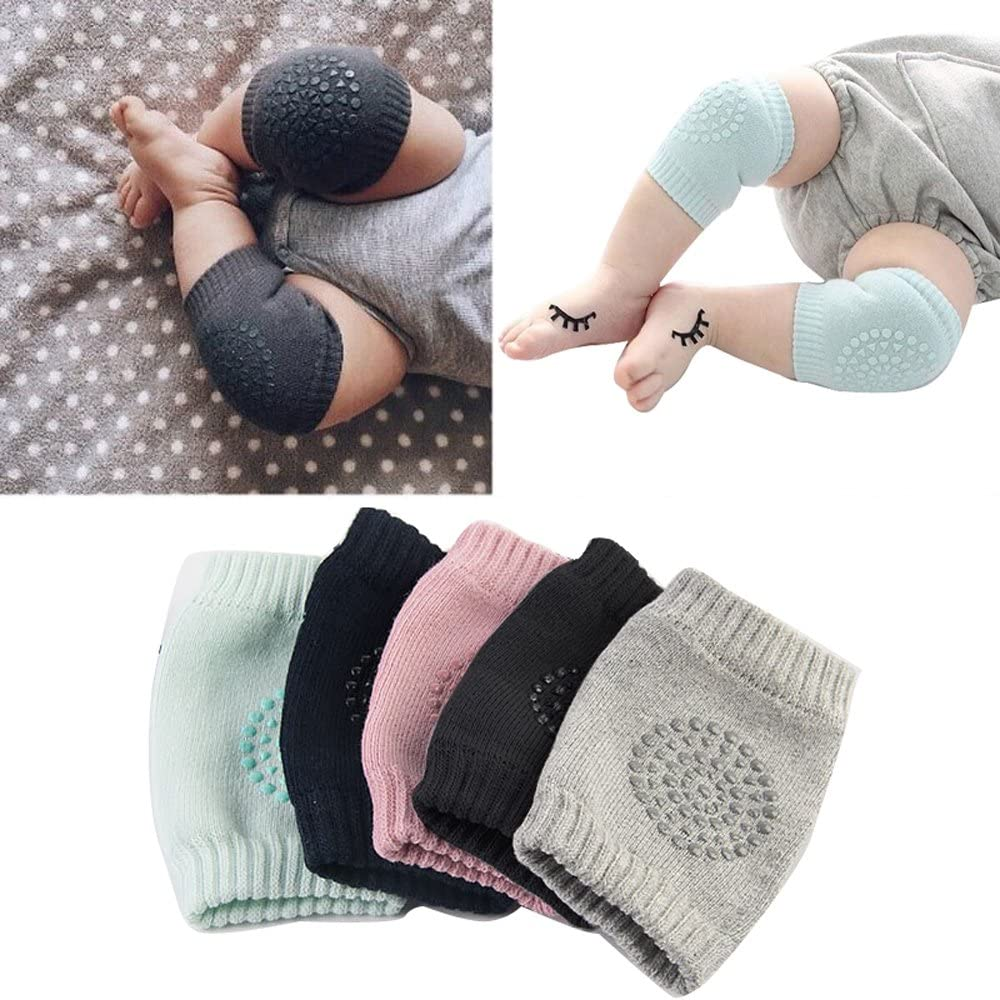 DZT1968 Baby Safety Crawling Elbow Cushion Toddlers Knee Pads Protective Gear