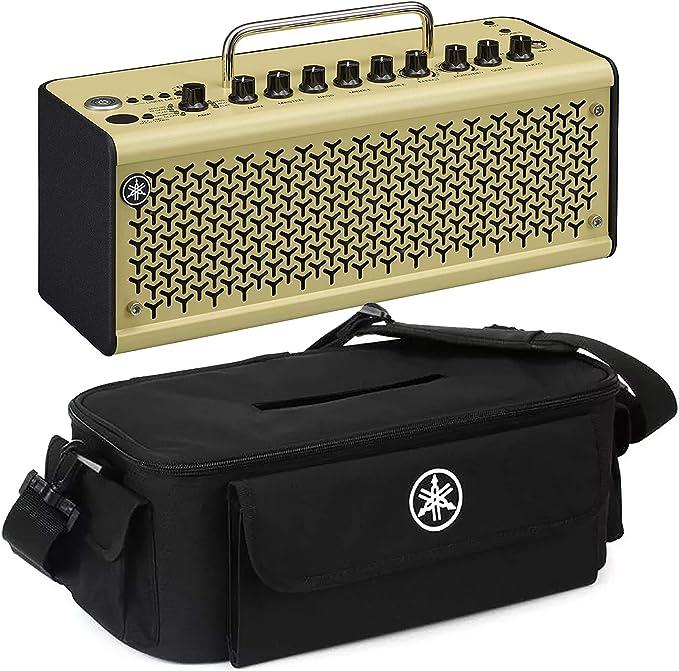 Yamaha THR10II - Amplificador de guitarra estéreo Bluetooth de 20 vatios con amplificador modelos con software de grabación Cubase AI y bolsa de concierto: Amazon.es: Instrumentos musicales