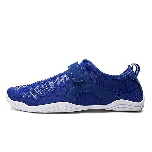 Botia Verano Hombre Zapatos de Playa Outdoor Swimming Mujer Zapatos Deportivos Agua Adulto Unisex Zapatillas para Zapatos de Yoga Seaside Talla 35-46: ...