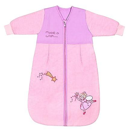 Slumbersac - Saco de dormir de invierno, para niños, de manga larga, 3.5